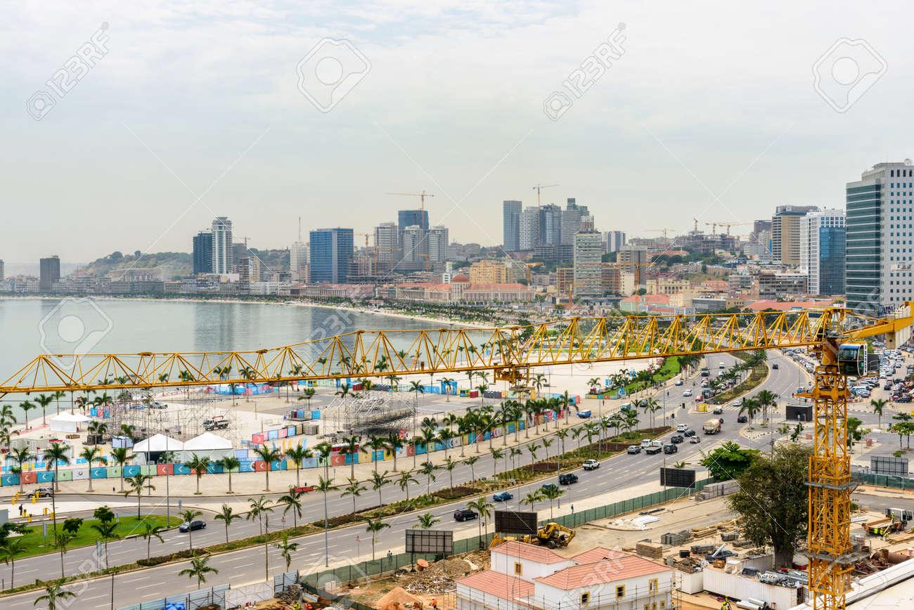 市のルアンダ, アンゴラ の写真素材・画像素材 Image 84784975.