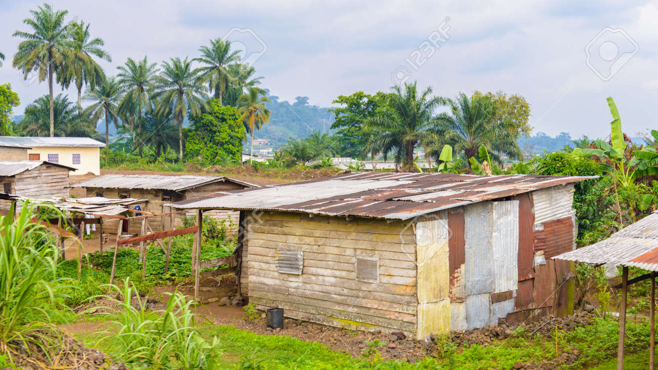 Amazing Small Poor House In Cameroon Interior Design Ideas Apansoteloinfo