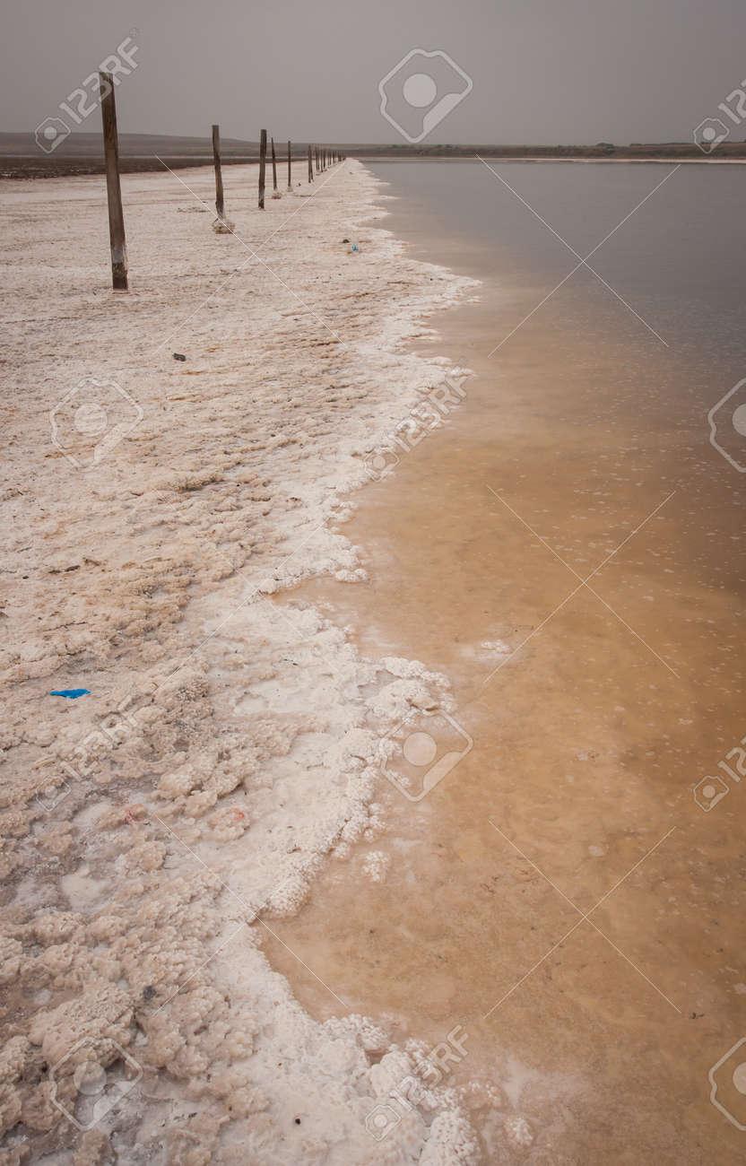 Dead Lake Baskunchak