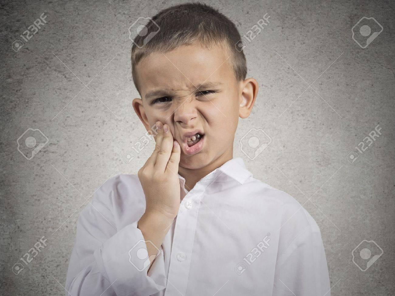 gros mal de dent