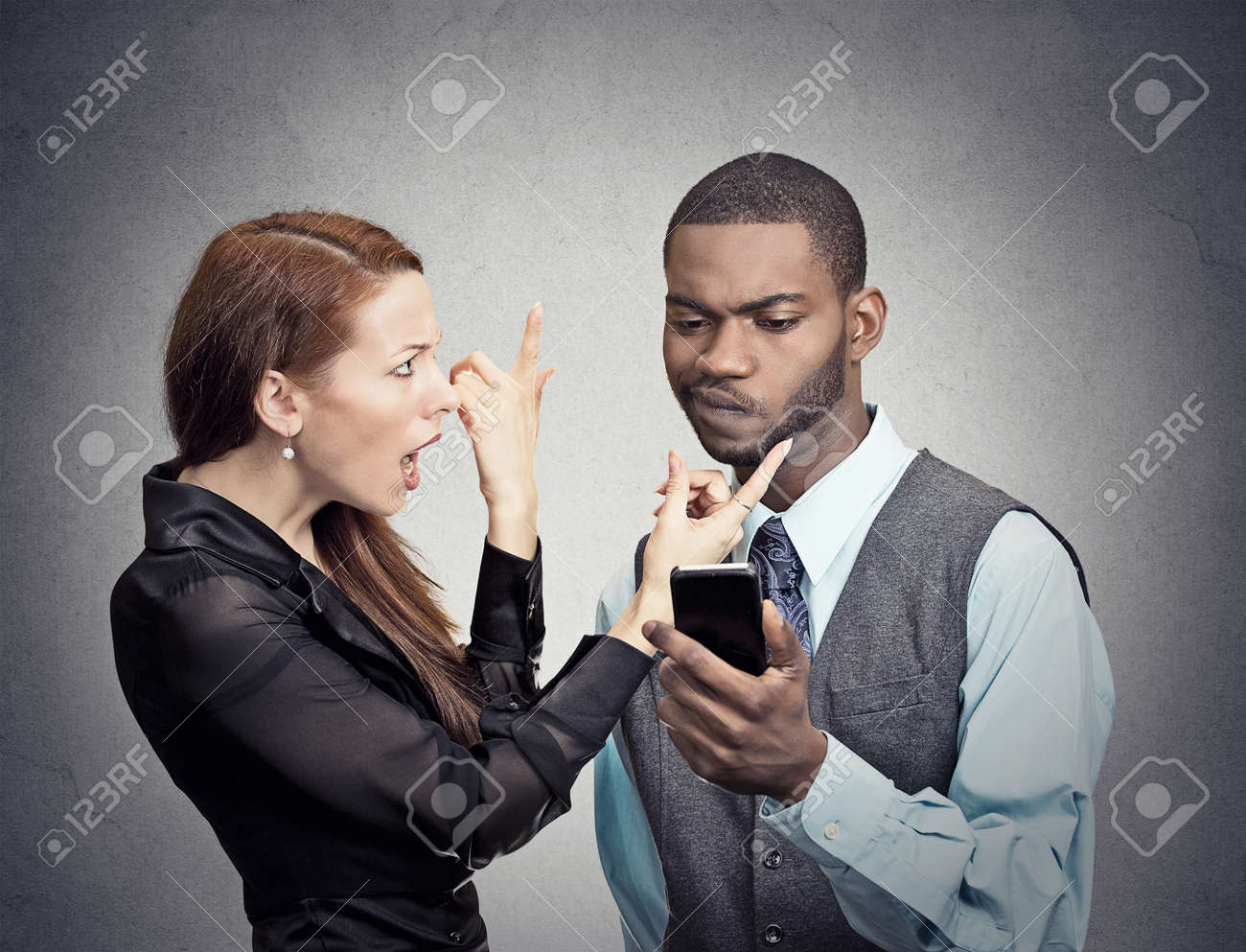 female attention addiction