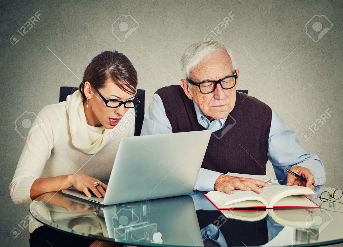 Adult Grandpa Mature
