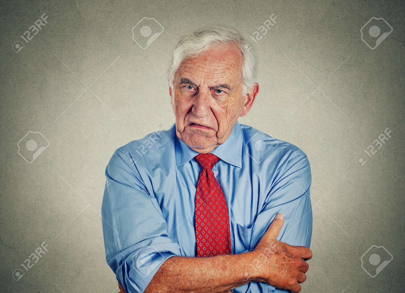grumpy old man stock photos. royalty free grumpy old man images