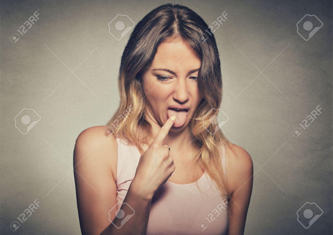 finger in den po stecken