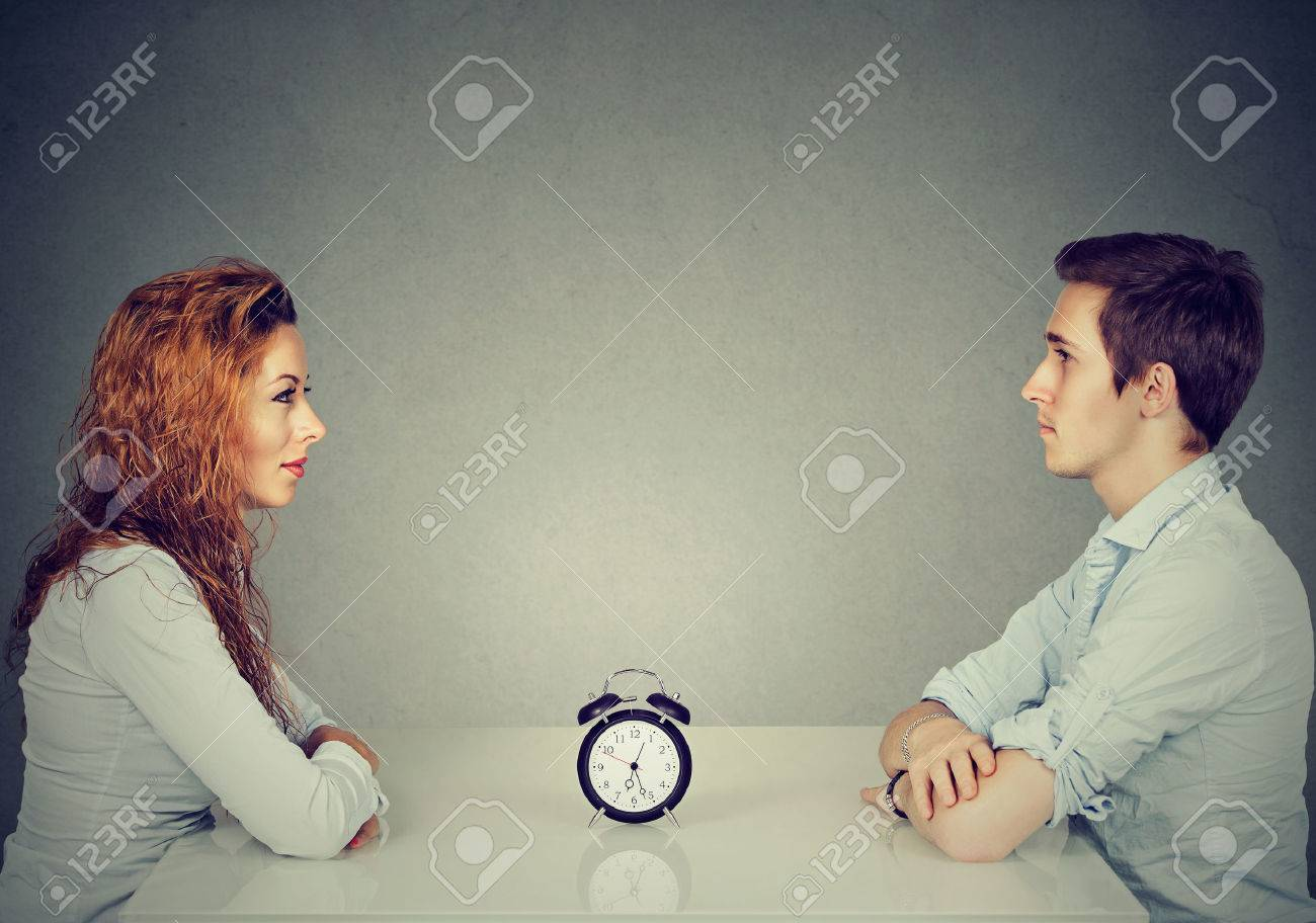Speed dating photography
