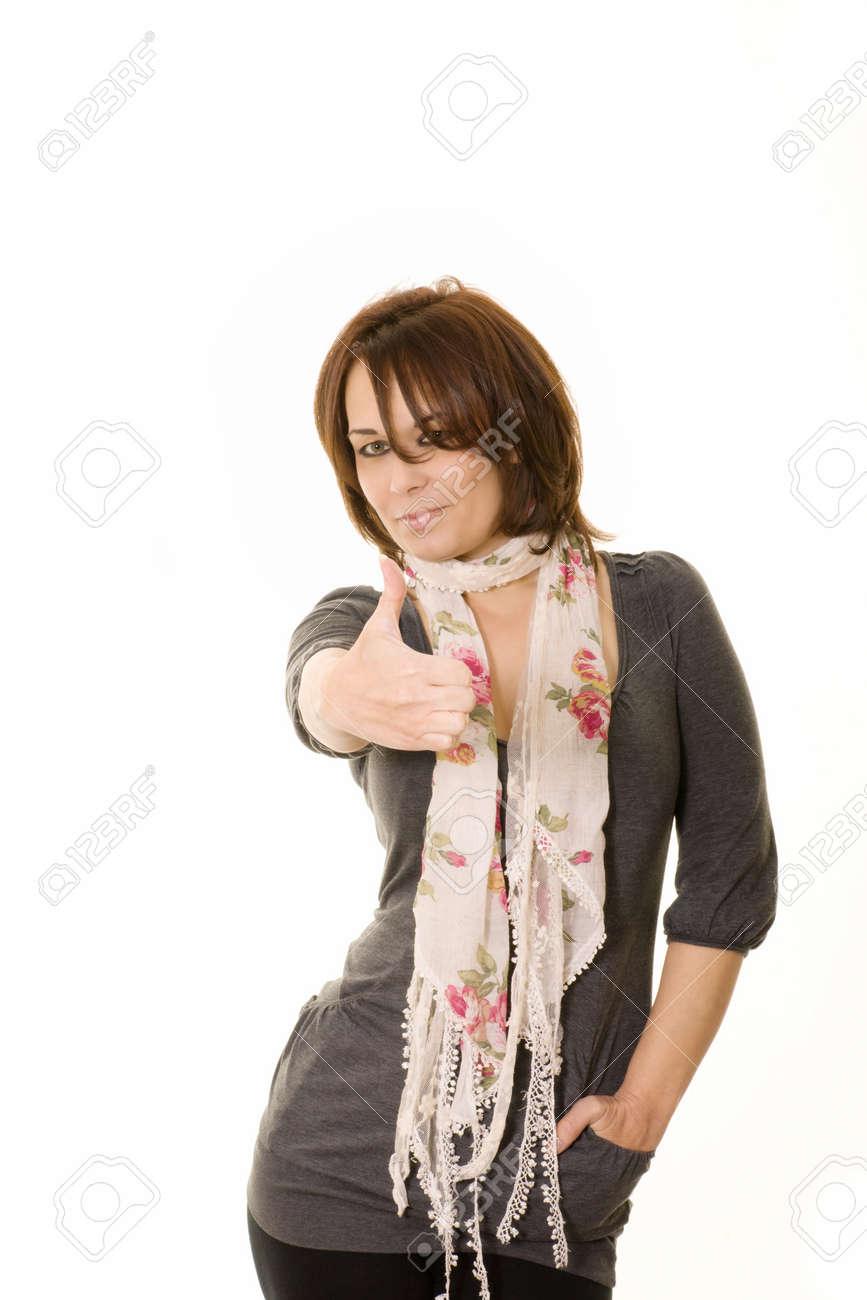 thumbs up Stock Photo - 12326775