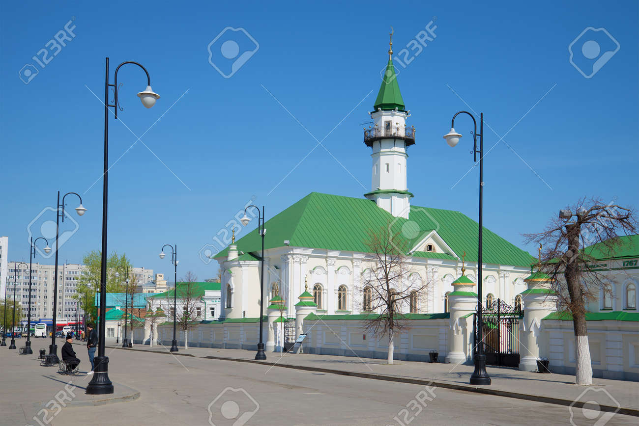 Al Marjani - mosque in Kazan: description, history, relics and shrines 9