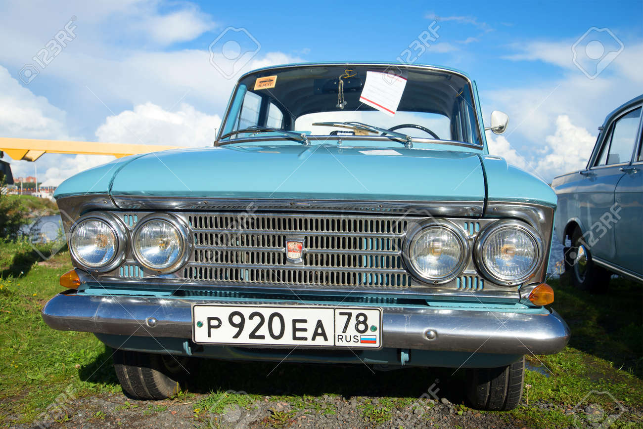 Moskvitch Car Stock Photos Pictures Royalty Free Moskvitch Car