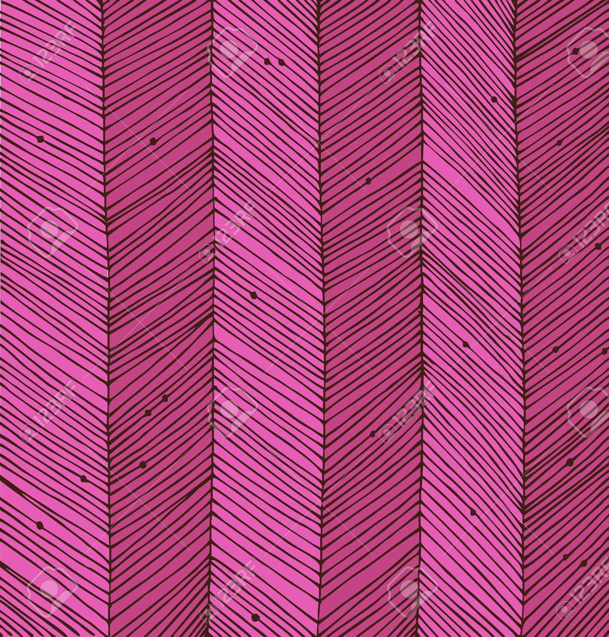 縦線ピンクの壁紙 カード 芸術 繊維のテクスチャ背景のイラスト素材