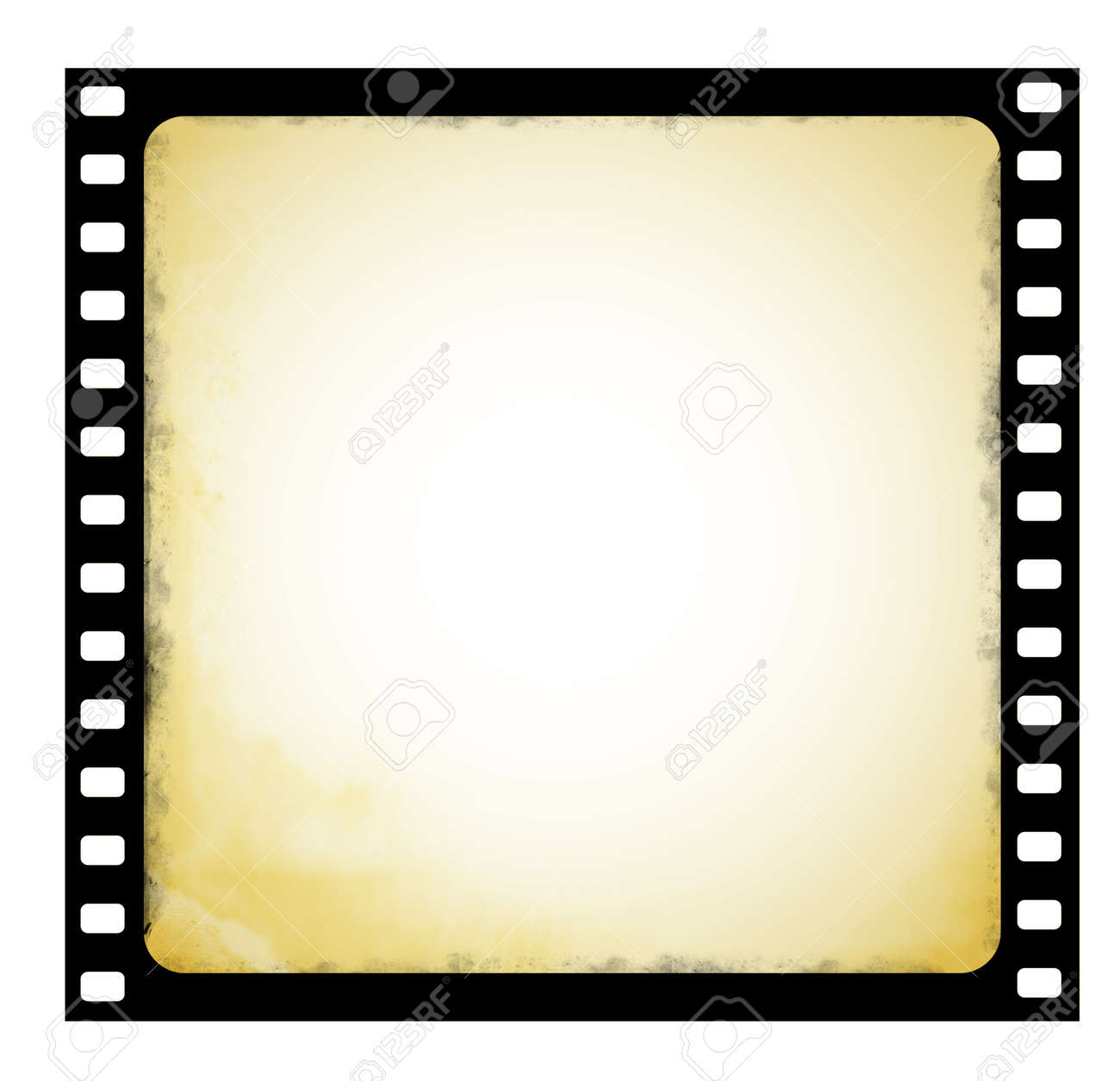 Old film frame in grunge style Stock Photo - 5117646