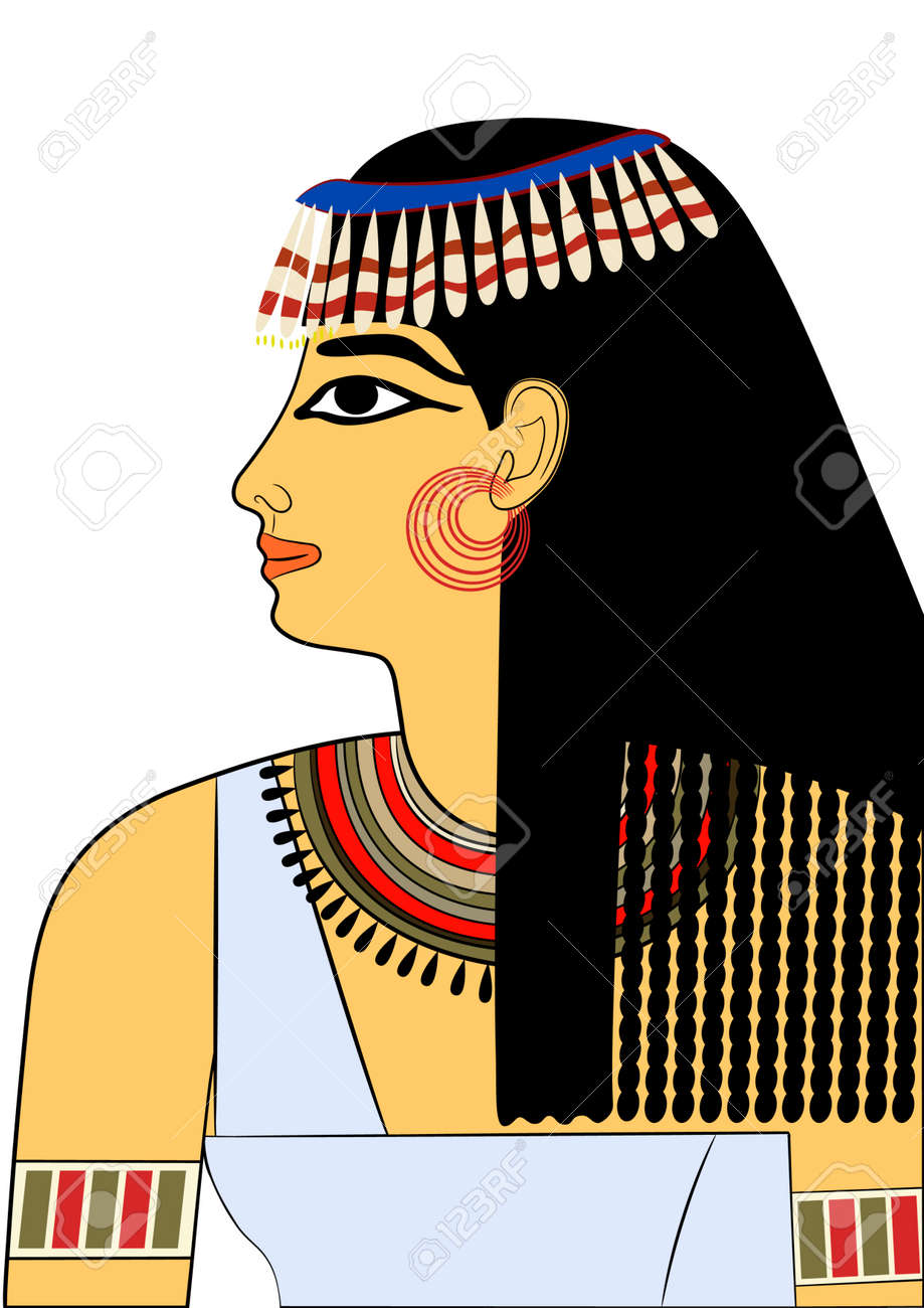 Woman of Ancient Egypt - 8068162