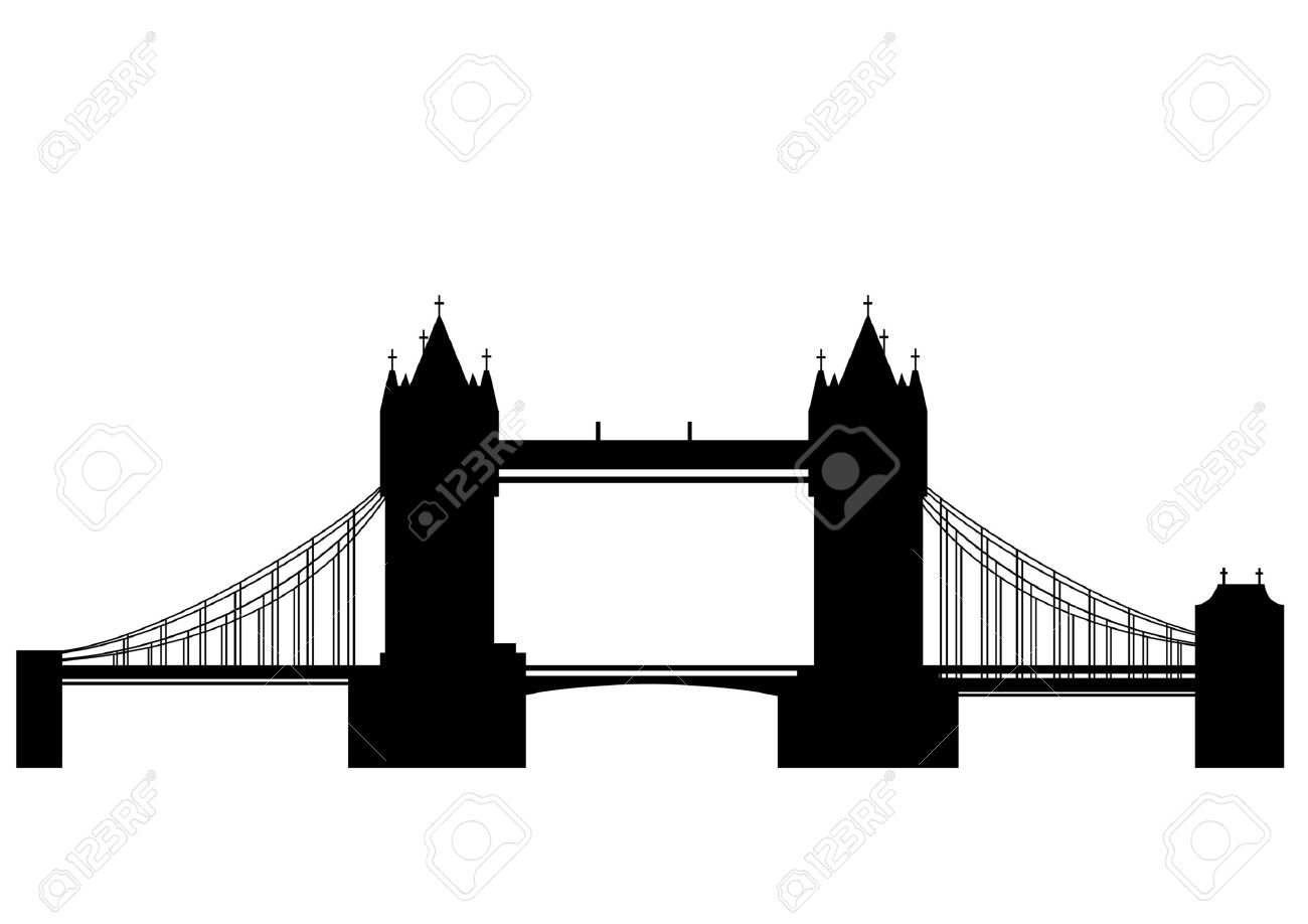 Tower Bridge Stock Vector - 8376485