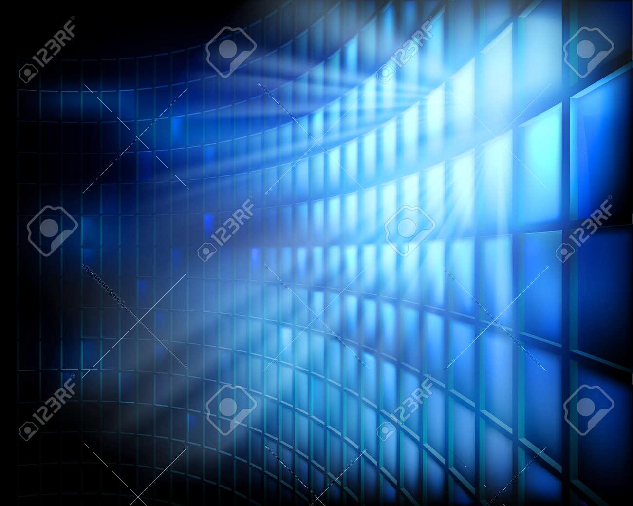 Led display. Vector illustration. - 44182990