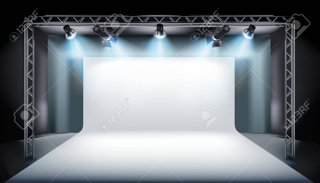 Image result for empty stage
