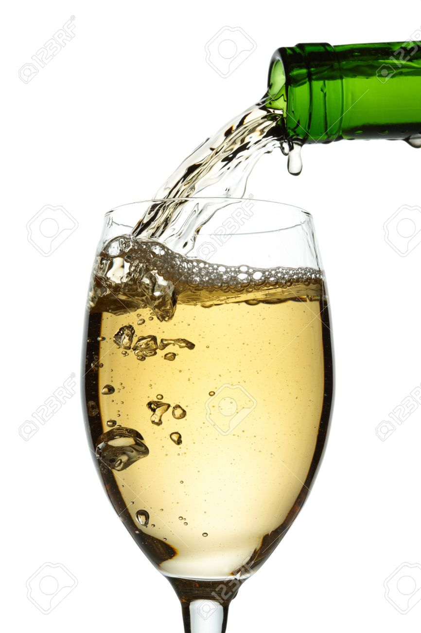 white wine pouring into glass stock photo picture and royalty free