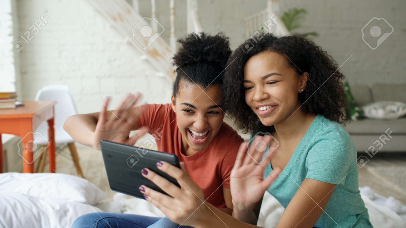 video chat girls