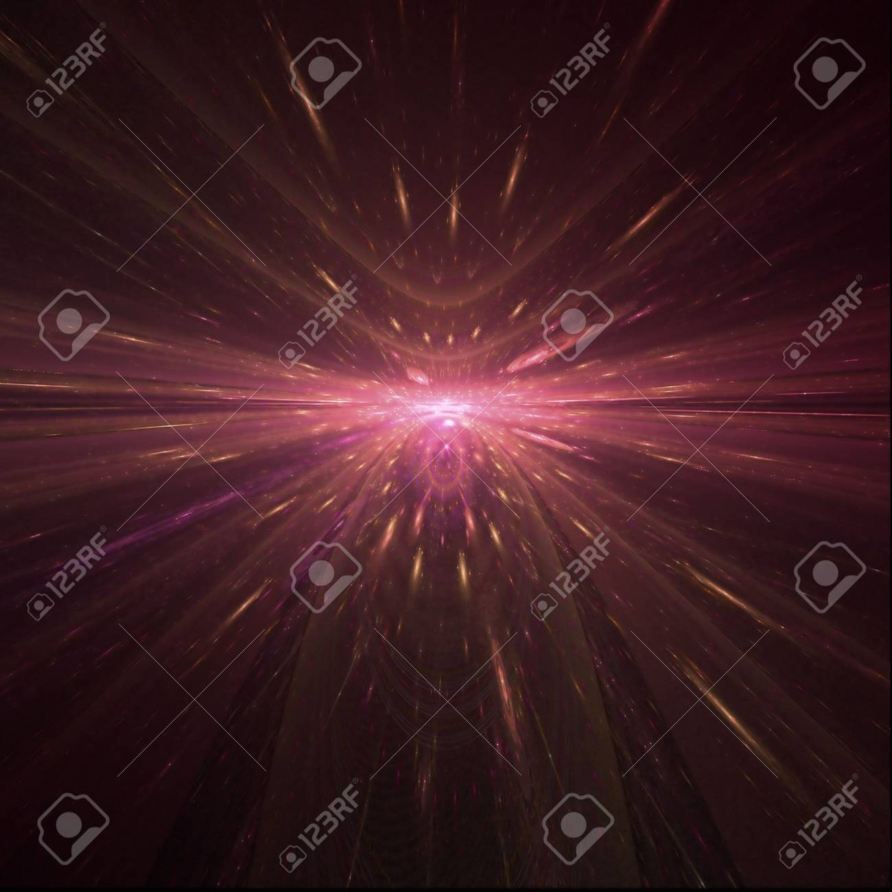 Abstract background. pink palette. raster fractal graphics. Stock Photo - 4307703