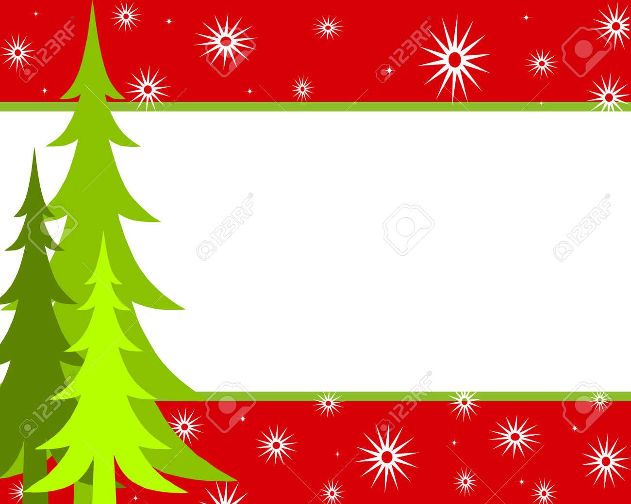 Hermosa Marcos De Tarjetas De Navidad Imagen - Ideas de Arte ...