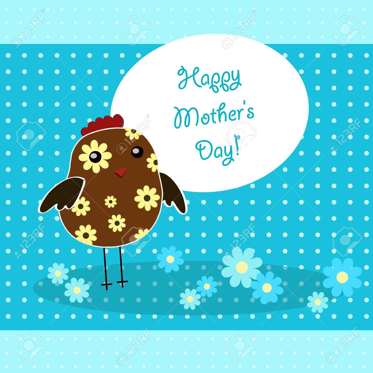 happy mother Stock Vector - 13623153