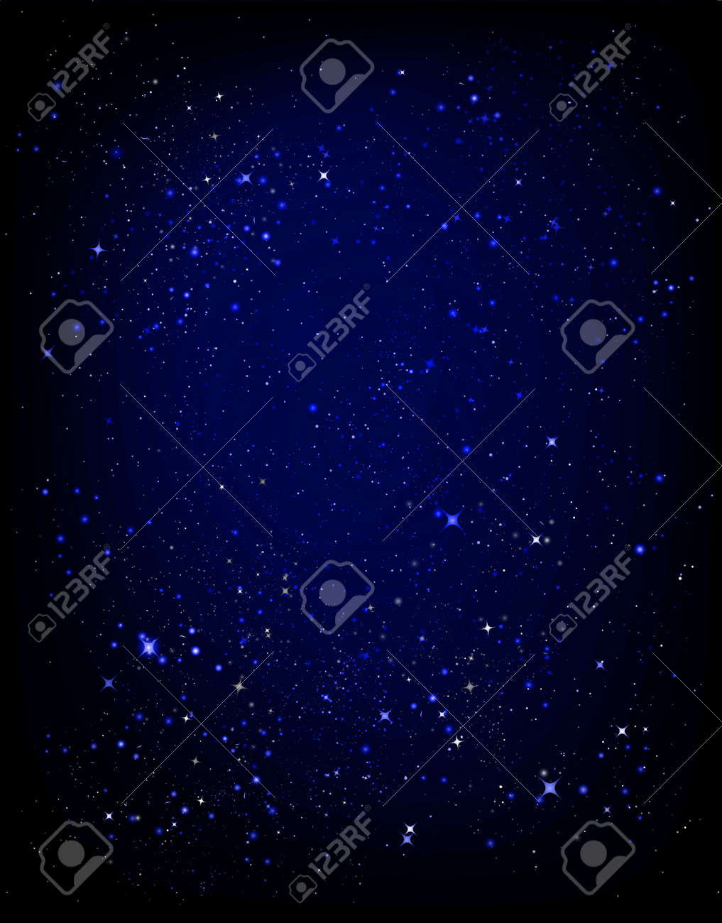 star field background Stock Photo - 7859962