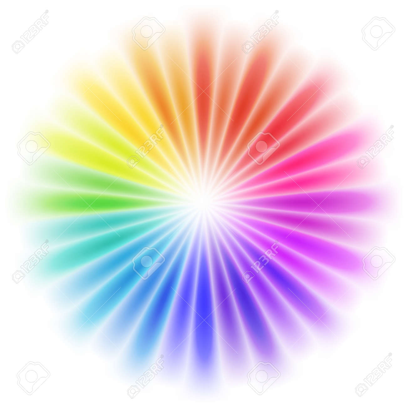 Color chart rainbow - Pantone Color Chart Abstract Colorful Design