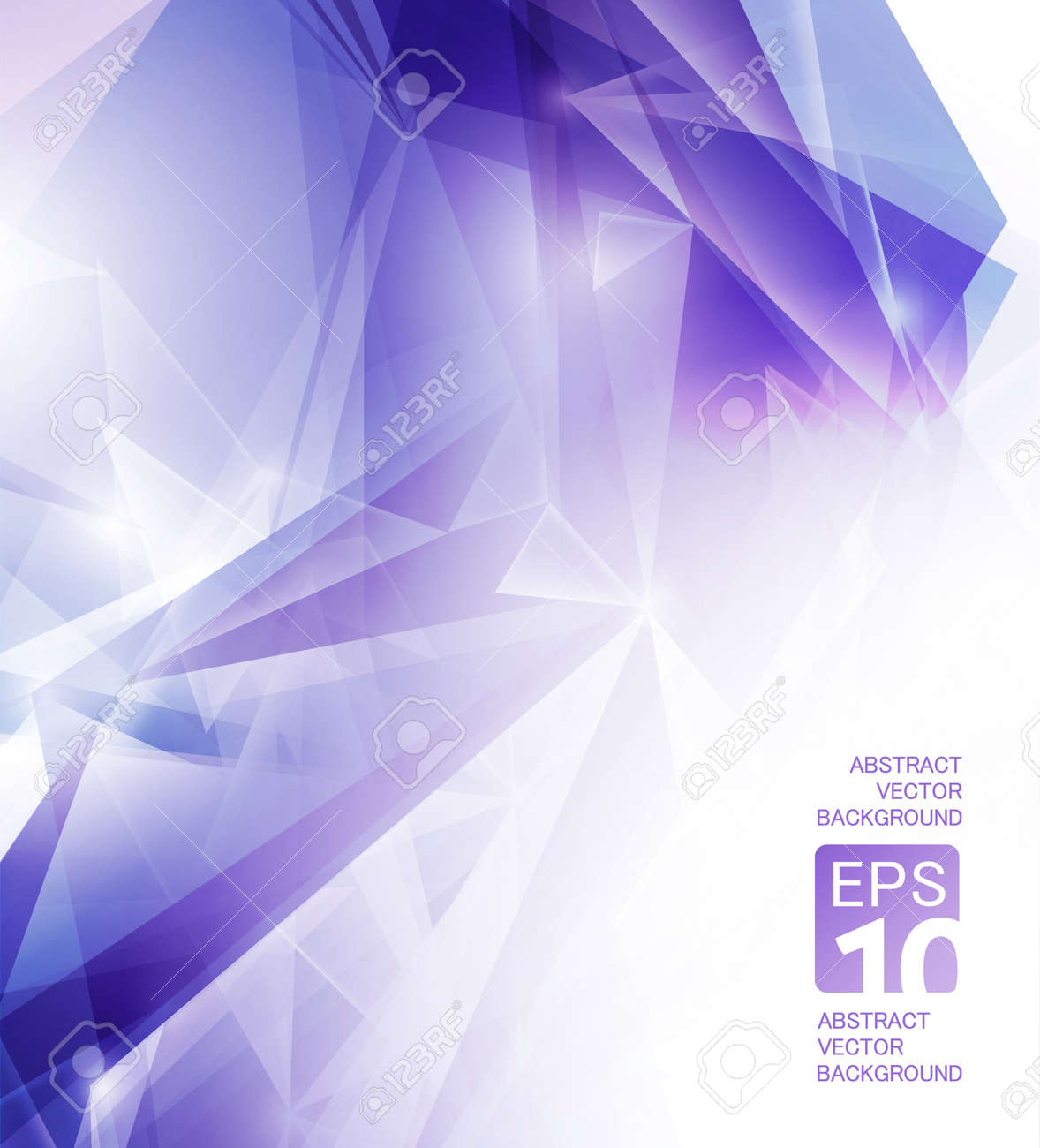 abstract violet purple background Stock Vector - 9240277