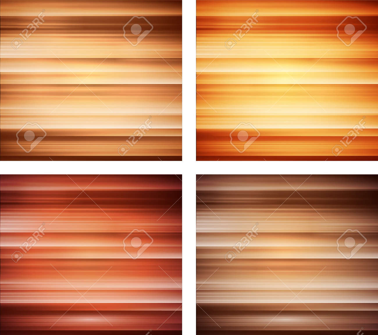 wood texture backgrounds collection - vector is available Stock Vector - 9520103