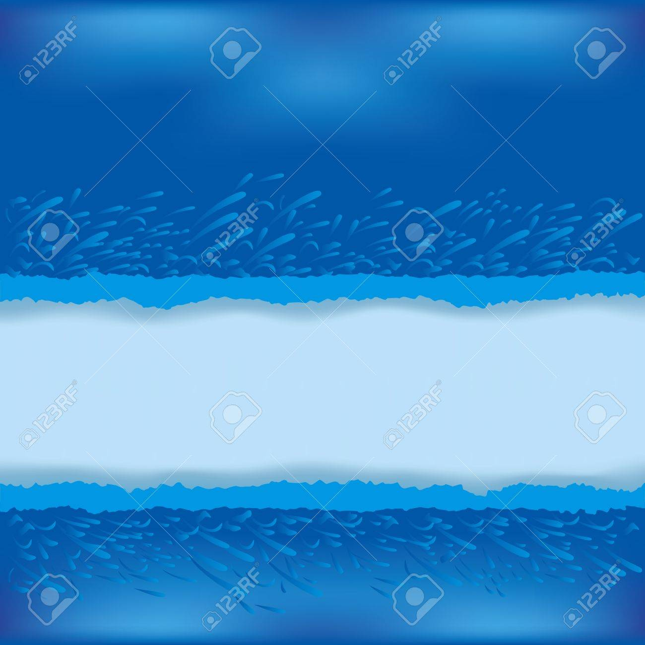 Abstract background light blue with decorative elements and place for text Stock Vector - 11942127