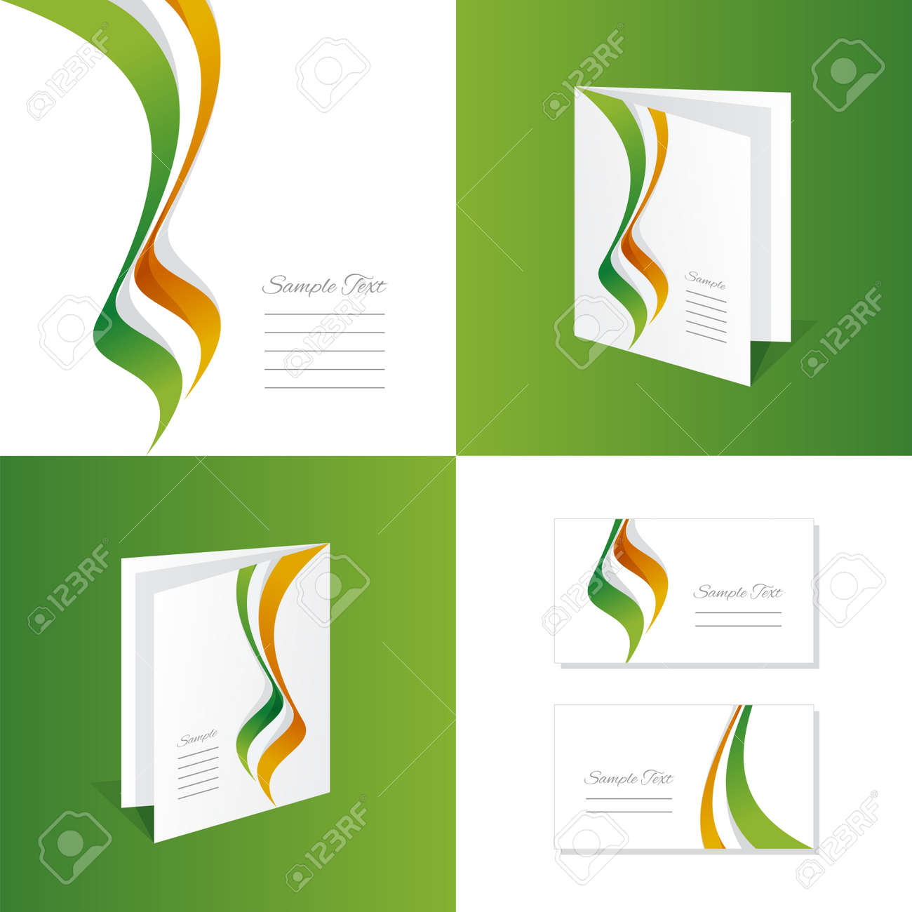 Abstract ireland brochure leaflet folder cover business card royalty abstract ireland brochure leaflet folder cover business card stock vector 43667892 reheart Gallery