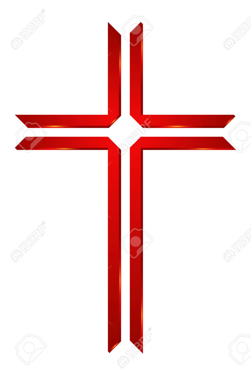 Church Cross Symbol Of Christianity Royalty Free Cliparts Vectors