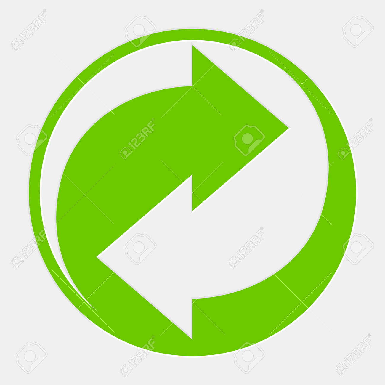 Recycle symbol sign of recycled material update icon royalty recycle symbol sign of recycled material update icon stock vector 83365313 biocorpaavc