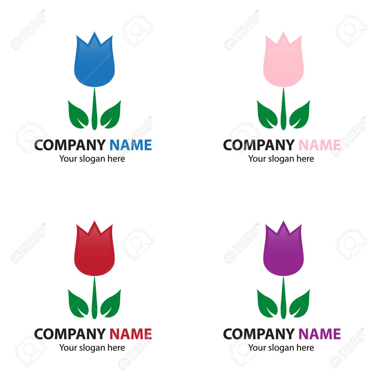 image logo fleur