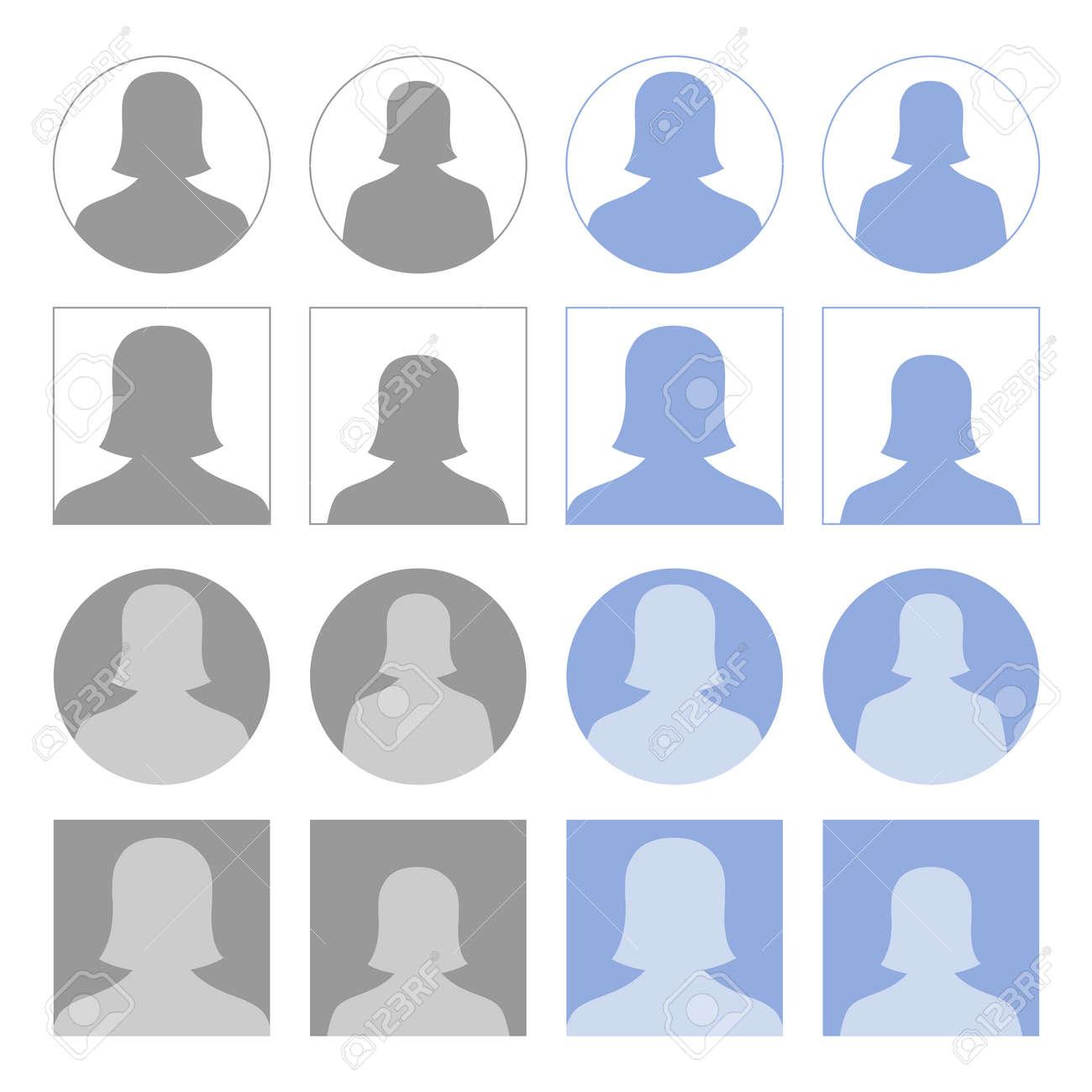 female profile photo