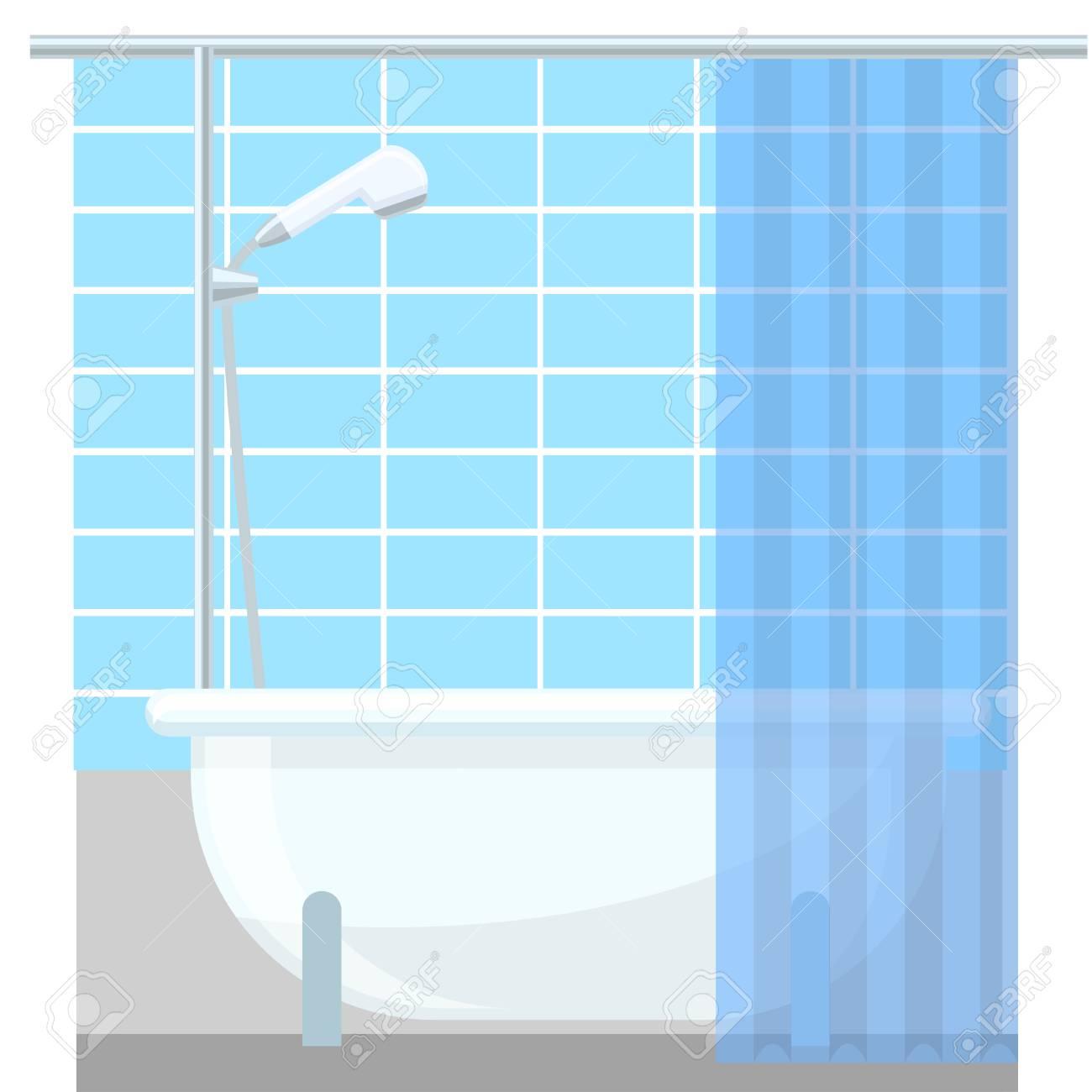 Affiche Salle De Bain Retro ~ affiche int rieure de salle de bain ou baignoire flyer promo dans l