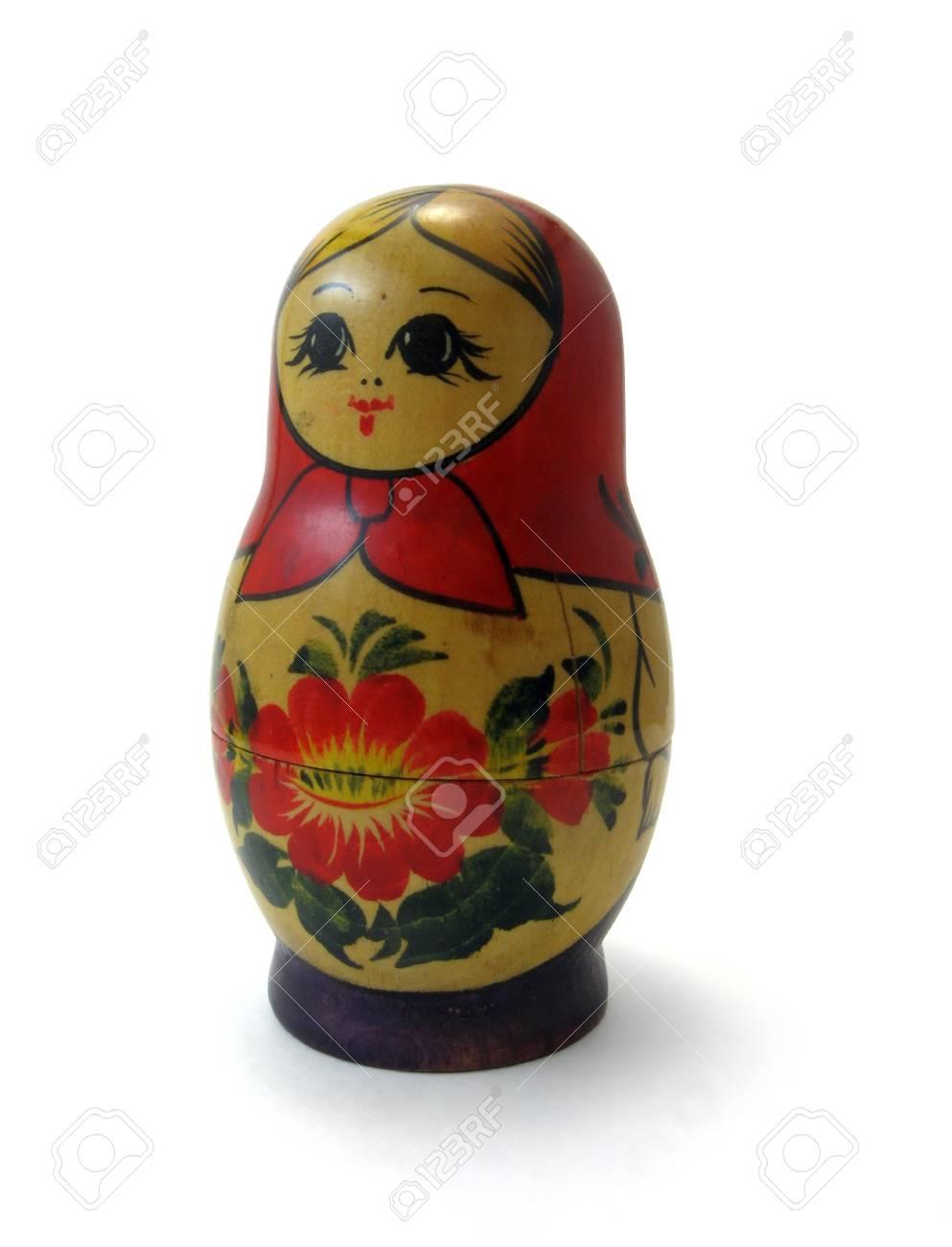 Russian nesting dolls Stock Photo - 13953806