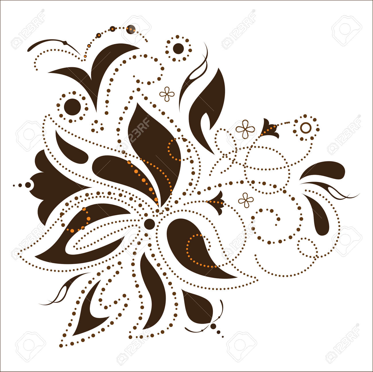 flower design Stock Vector - 16980674