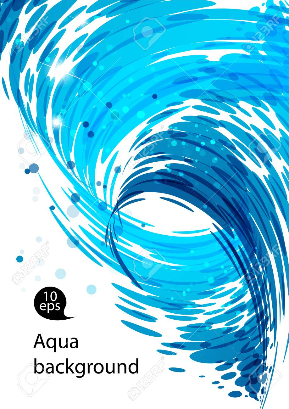 flowing water water stream falling spiral motion abstract rh 123rf com Cartoon Flowing Water Water Flowing From Pipe