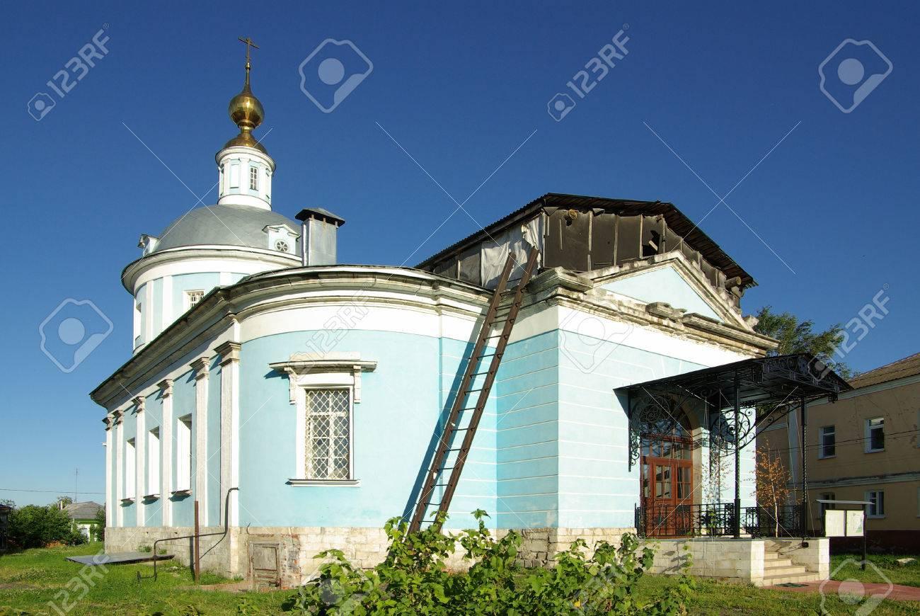 Church in the War of 1812
