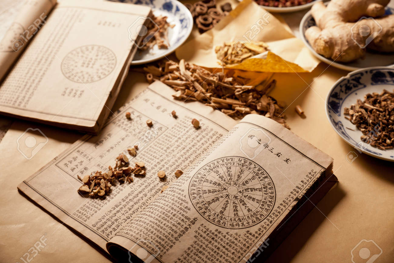 Chinese herbal products - Chinese Medicine Ancient Chinese Medical Books In The Qing Dynasty The Chinese Herbal Medicine