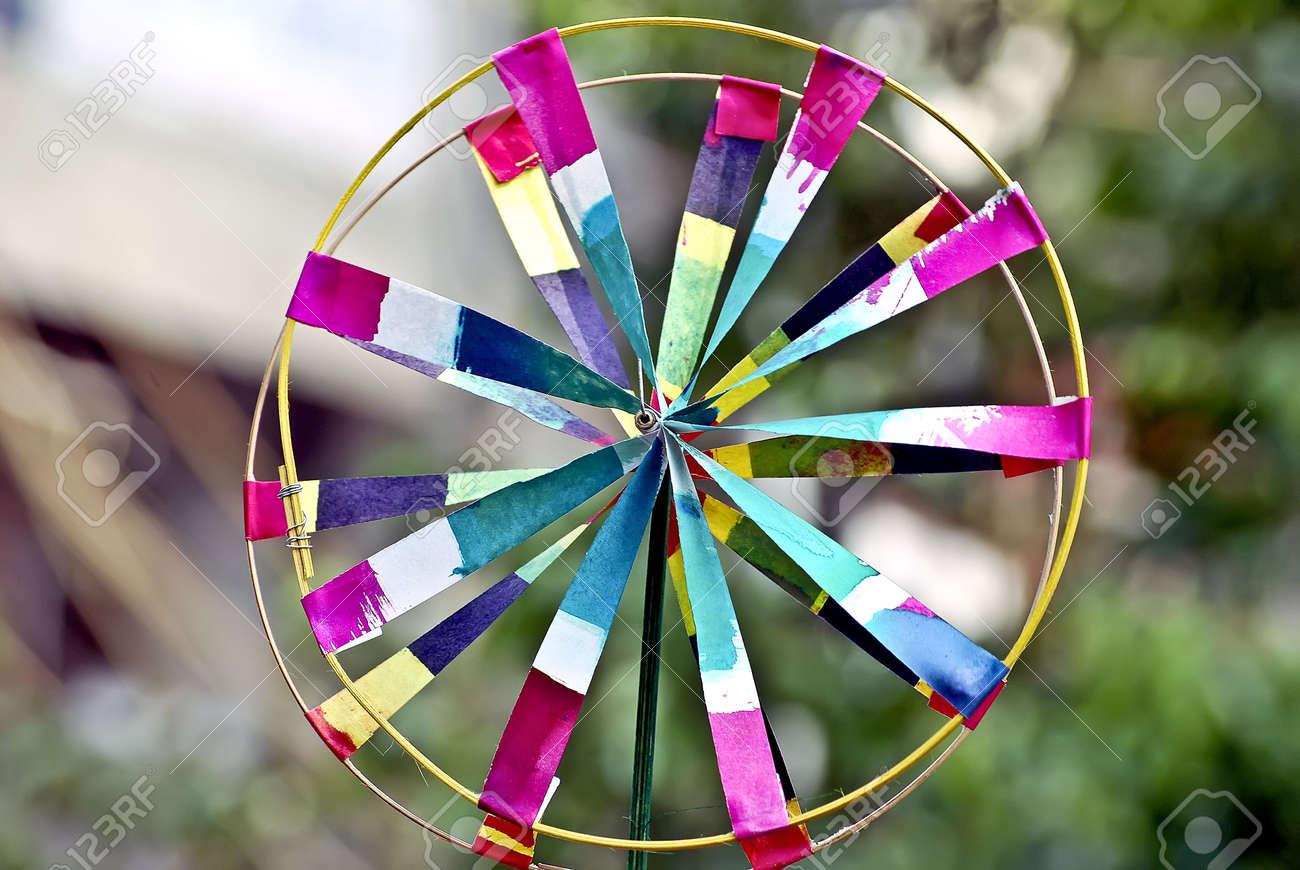 pinwheel Stock Photo - 7972051