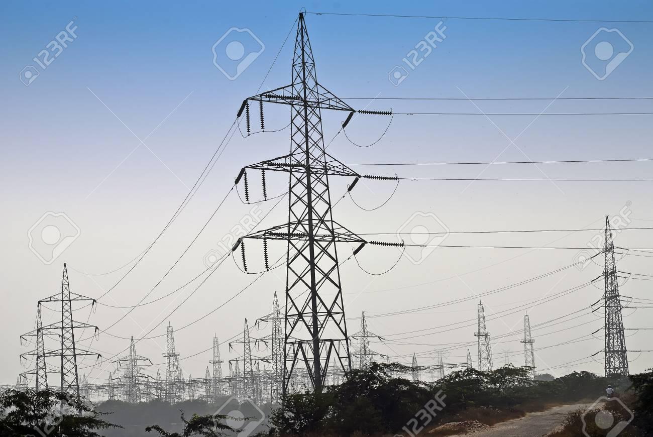 electricity Stock Photo - 7972098