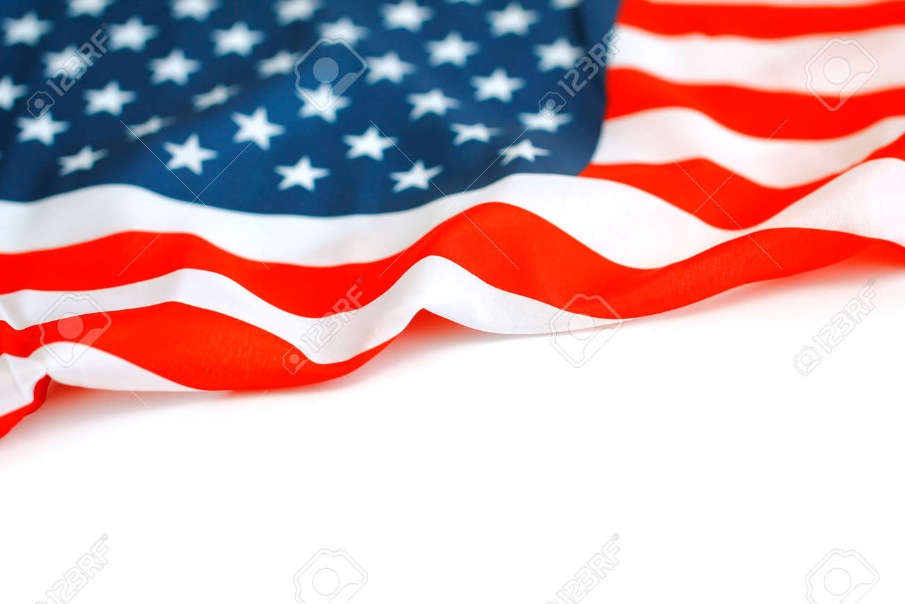 usa flag american flag american flag blowing wind close up