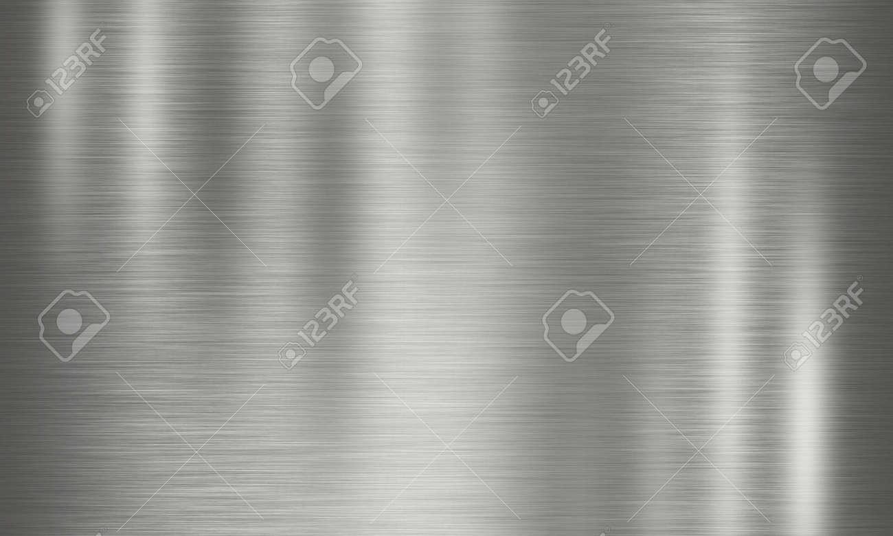circular brushed metal texture - 50985786