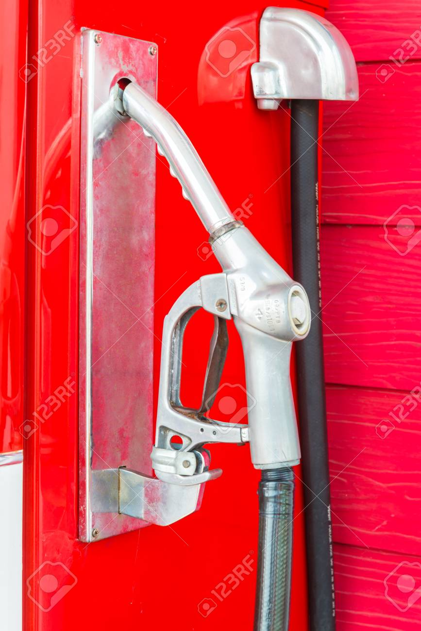Vintage gasoline fuel from thailand Stock Photo - 20361033