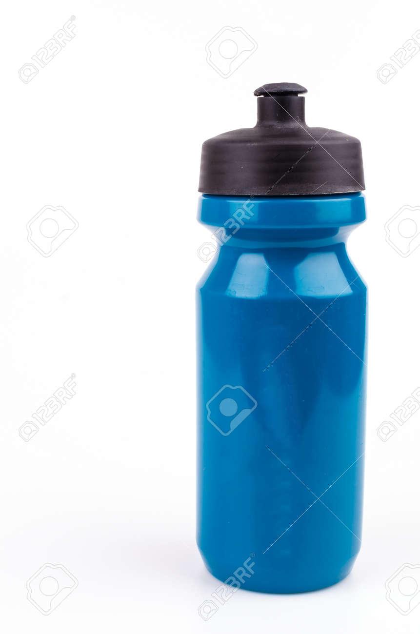 Bottle water on isolated white background Standard-Bild - 23374457