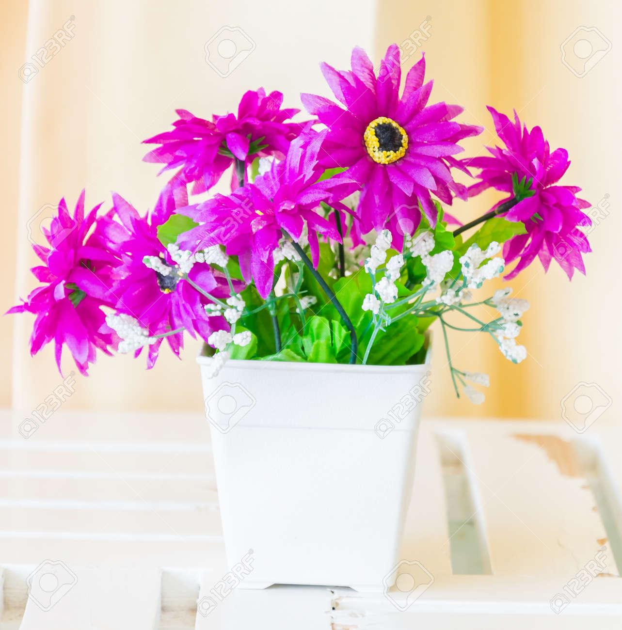 Faux fleurs