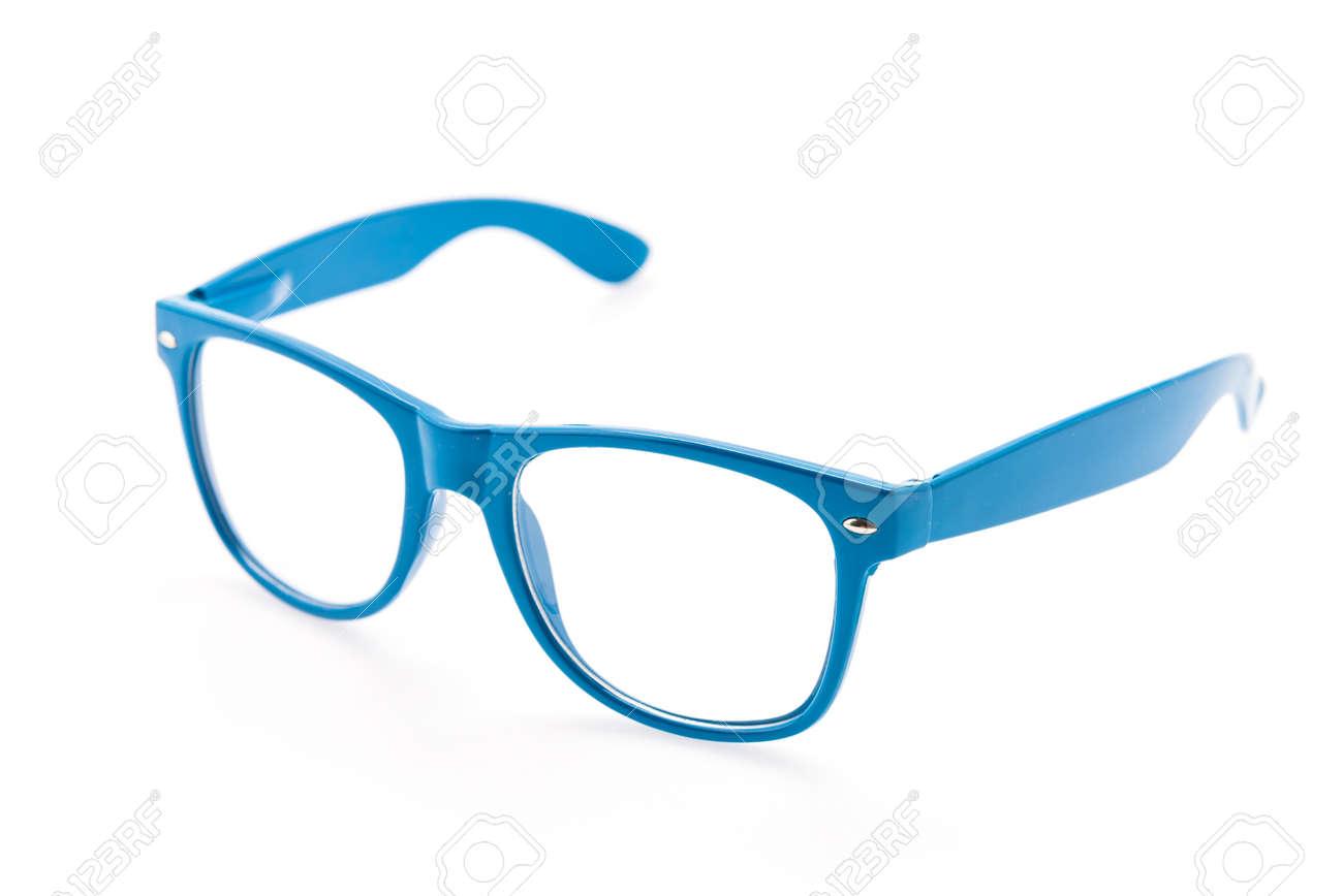 0cc56e20190 Colorful Eyeglasses isolated on white Stock Photo - 30835381