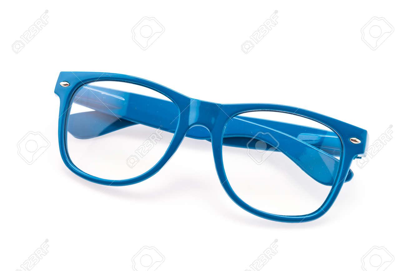 79370fbf011 Colorful Eyeglasses isolated on white Stock Photo - 31140981