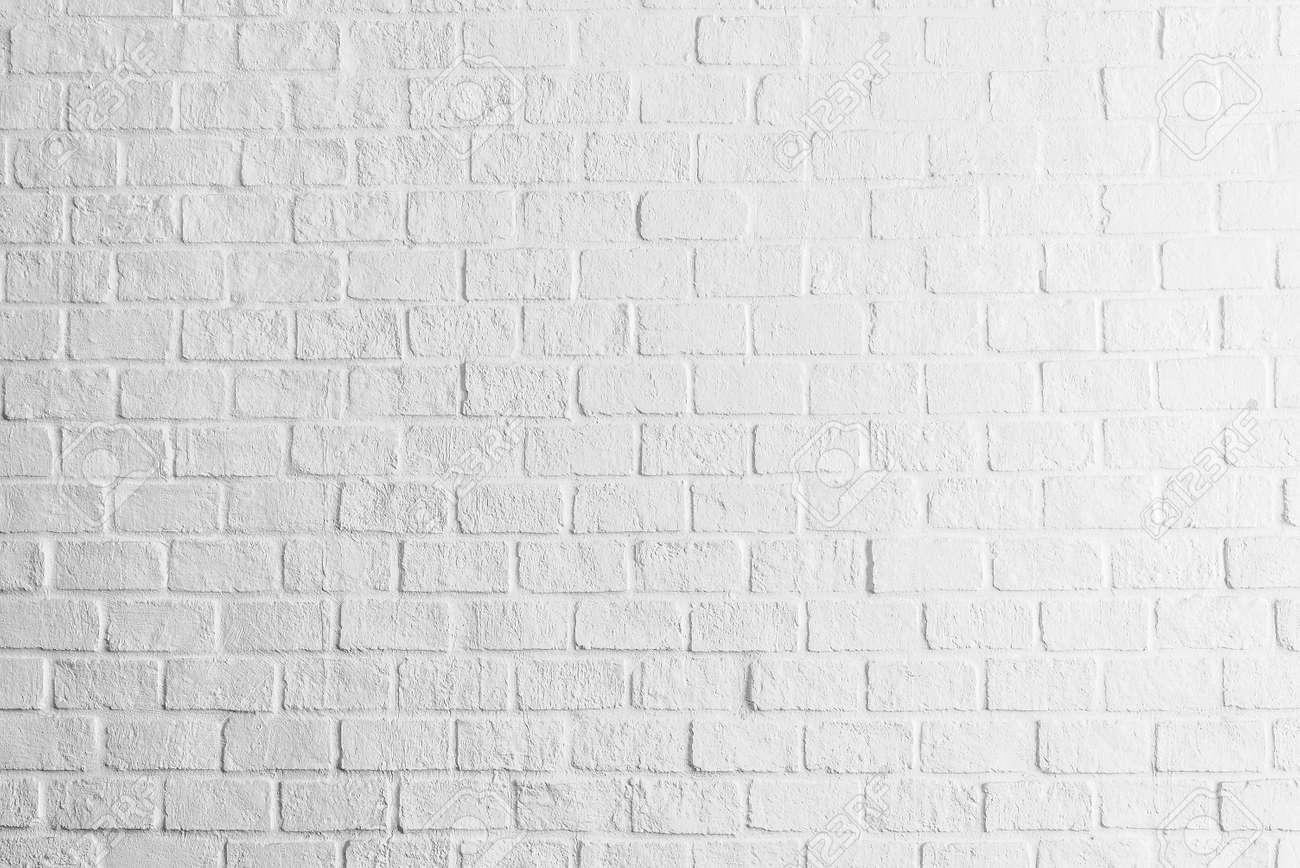 Blanca Ladrillo De Hormigon Texturas De La Pared De Fondo Fotos - Ladrillo-de-hormigon