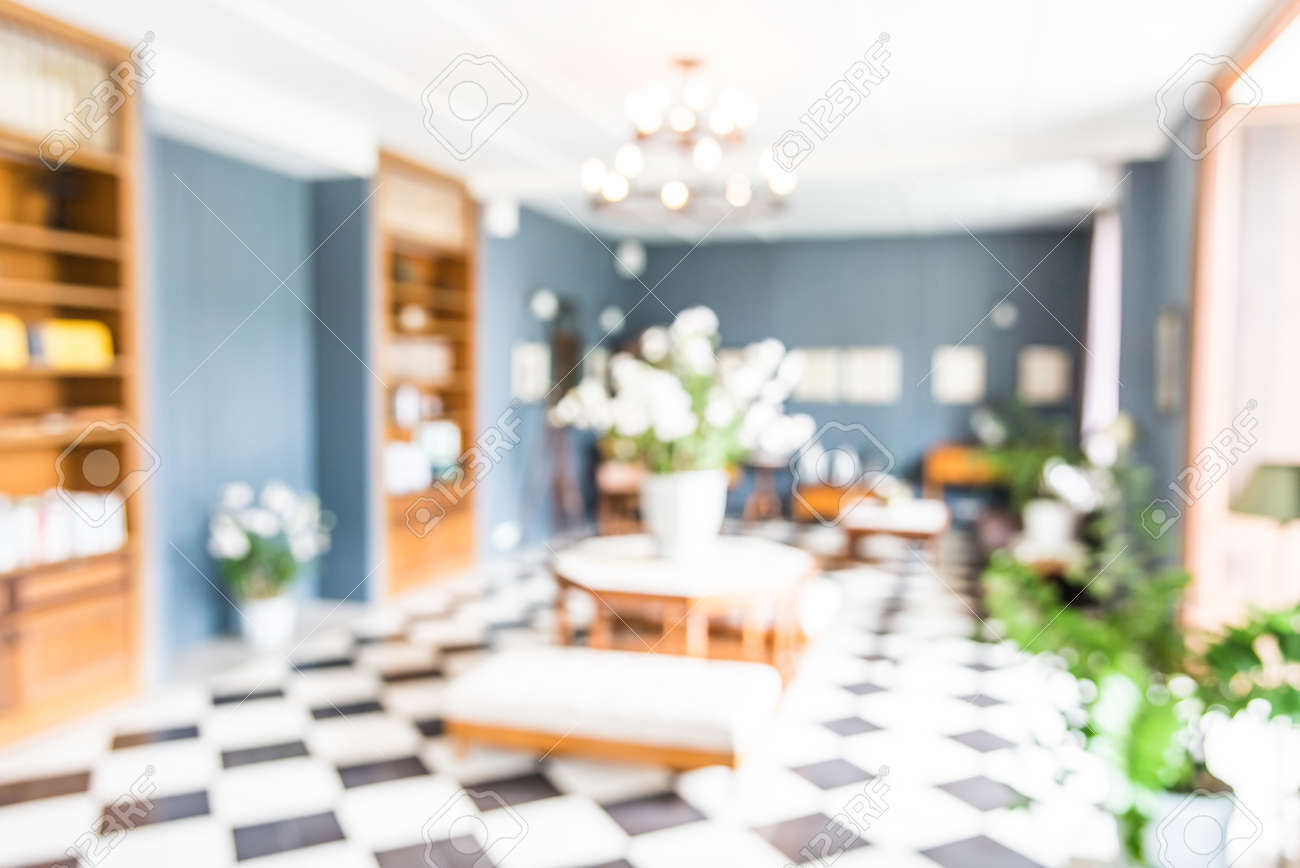 Living Room Background abstract blur living room background stock photo, picture and